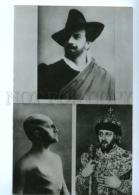 153151 KACHALOV Russia DRAMA Theatre ACTOR Roles PHOTO Old - Theatre