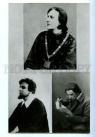 153154 KACHALOV Russia DRAMA Theatre ACTOR HAMLET PHOTO Old - Theatre
