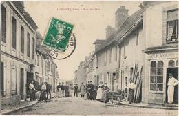 Longny : Rue Des Prés - Longny Au Perche