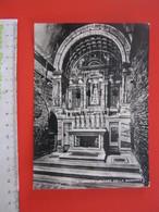 CA6 - ITALIA ITALY CARD - LORETO ANCONA VG. 1958 ALTARE DELLA MADONNA SANTA CASA MARIA - Italy
