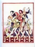 153313 Perrault FAIRY TALE Rike By GOROKHOVSKY Old Russian PC - Other Illustrators