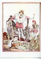 153318 Perrault Puss In Boots By GOROKHOVSKY Old Russian PC - Other Illustrators