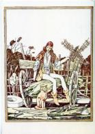 153319 Perrault FAIRY TALE Puss In Boots By GOROKHOVSKY Old PC - Other Illustrators