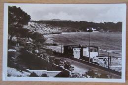 Sanary Sur Mer N°31 - Le Lido De La Plage Dorée - Carte Photo Animée Circulée En 1934 - Timbvre YT N°295 Seul - Sanary-sur-Mer