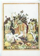 153323 Perrault Sleeping Beauty By GOROKHOVSKY Old Russian PC - Other Illustrators