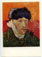 154659 Self-Portrait Vincent VAN GOGH Dutch Painter Old PC - Other Illustrators