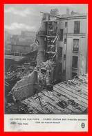 CPA MILITARIA. Guerre 1914-18. PARIS, Bombardement Des Zeppelins, Côté De Maison éboulé...C01096 - War 1914-18