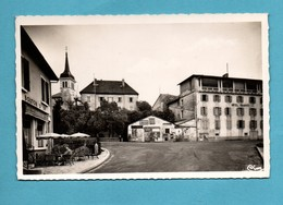 01 Ain Hauteville Place De L ' Hotel De Ville - Hauteville-Lompnes
