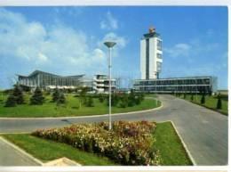 154708 Serbia Belgrade BEOGRAD Airport Old Photo Postcard - Airships