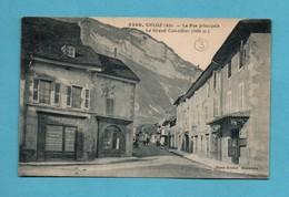 01 Ain Culoz Rue Principale Avec Pharmacie - France