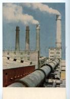154850 Semey Kazakhstan SEMIPALATINSK Cement Plant OLD PC - Kazakhstan