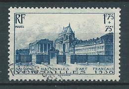FRANCE 1938 . N° 379 . Oblitéré . - Oblitérés