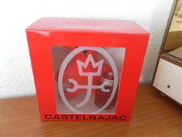ACHAT IMMEDIAT;;; COFFRET MINIATURE CASTELBAJAC 5 ML EAU DE PARFUM+NOUNOURS A PARFUMER - Modern Miniatures (from 1961)