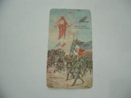 SANTINO MILITARE HOLY CARD DIO TI PROTEGGA. - Religione & Esoterismo