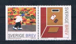 Schweden 2001 Bilder Mi.Nr. 2256/57 Kpl. Satz ** - Sweden