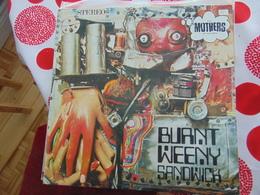 Frank Zappa- Burnt Weeny Sandwich - Rock