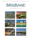 Cpm - Australie - BRISBANE - Multivues - TIMBRE DINGO - 2012 - Australie