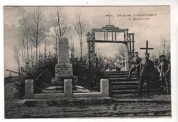 Nr.  1090,  Feldpost,  Heldengräber, Bouconville - Oorlogsbegraafplaatsen