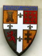 Insigne 6é Rgt D Infanterie___drago - Armée De Terre