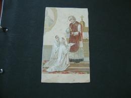 SANTINO   HOLY CARD  ORAZIONE SACRAMENTI. - Religione & Esoterismo
