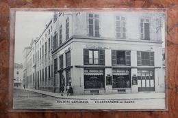 VILLEFRANCHE SUR SAONE (69) - SOCIETE GENERALE - Villefranche-sur-Saone