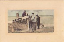Pêche        10        Réparation Du Bateau De Pêche - Pêche