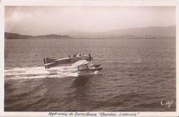 Aviation        64        Hydravion De Surveillance Gourdon Lesseure Commandant Teste - 1919-1938: Between Wars