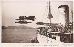 Aviation        71        Catapultage D'hydravion ( Croiseur Suffren ) - 1946-....: Ere Moderne