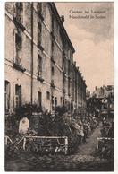Nr.  131,  Garten Im Lazarett Macdonald In Sedan - Guerre 1914-18