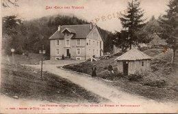LES FEIGNES SOUS VOLOGNE-Col Entre La Besse Et Retournemer - France
