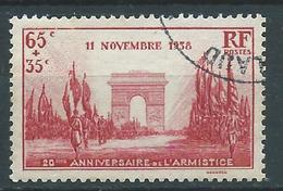FRANCE 1938. N° 403 . Oblitéré . - France