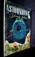 """ASTOUNDING SCIENCE FICTION""  N°? VOL.? British Edition Vintage Magazine S.F.( ASIMOV, ....) June 1944 ! - Science Fiction"