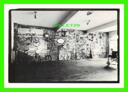 ADVERTISING, PUBLICITÉ -  MUSÉOVÉLO DE PIERRE BERNIER EN 1993 - EXPOSITION CENTRE DE LA VIE URBAINE DE QUÉBEC - - Publicité