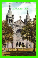 ST BONIFACE, MANITOBA - CATHÉDRAL DE ST BONIFACE -  VALENTINE EDY COMPANY, LIMITED - - Other