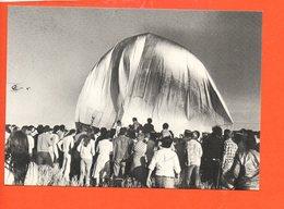 1ère Traversée De L'atlantique Nord En Ballon Départ De Presqu'isle Dans L'état Du Maine (Etats Unis) Arrivée à Miserey - Montgolfières