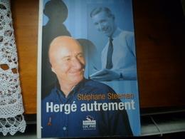 HERGE AUTREMENT St. STEEMAN Dédicacé - Livres, BD, Revues