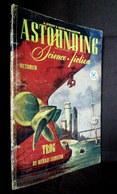 """ASTOUNDING SCIENCE FICTION""  N°? VOL.? British Edition Vintage Magazine S.F. Oct. 1944 ! - Science Fiction"