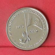 ANGOLA 50 KWANZAS 2015 -    KM#  - (Nº22976) - Angola