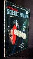 """ASTOUNDING SCIENCE FICTION""  N°4 VOL. VIII British Edition Vintage Magazine S.F Apr. 1952 ! - Sciencefiction"