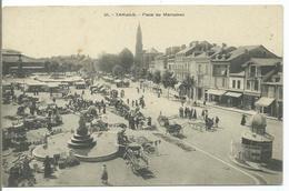 TARBES - Place Du Marcadieu - Tarbes