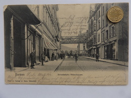 Barmen, Schwebebahn Rittershausen, Wuppertal , 1904 - Wuppertal