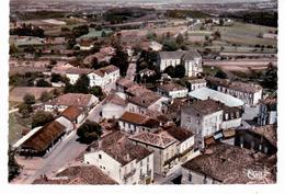 Cancon - L ' église - Vue Aérienne - Autres Communes