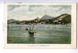 158420 GLORY Of Gloire De VILLAGAIGNON Salvador Vintage PC - El Salvador