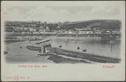 Hold To Light - Flushing From Green Bank, Falmouth, Cornwall, 1904 - Wolff Hagelberg Postcard - Other
