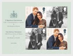 Groot-Brittannië / Great Britain - Postfris / MNH - Sheet Royal Wedding 2018 - Ongebruikt