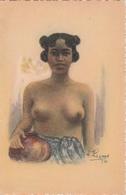 Madagascar Exposition Coloniale Internationale De Paris 1931 Femme A La Cruche384G - Madagascar