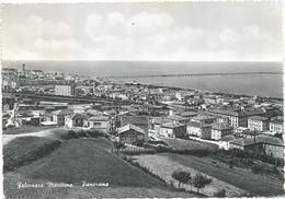 X2406 Falconara Marittima (Ancona) - Panorama / Viaggiata 1961 - Altre Città