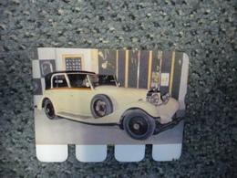 N° 78 - PLAQUE METAL En TOLE HISPANO SUIZA De 1934 - AUTOMOBILE COOP Des Années 60 - Plaques Publicitaires