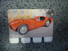 N° 77 - PLAQUE METAL En TOLE OSCA De 1953 - AUTOMOBILE COOP Des Années 60 - Plaques Publicitaires