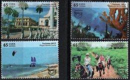 Cuba 2017 ** UPAEP Lugares Turisticos: Trinidad. Playa Sta Lucia. Valle Viñales. Cienaga Zapata - Cuba